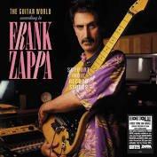 guitar world according to frank zappa limited pressing 180-gram clear vinyl LP 2019 RSD new