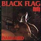 black flag - damaged CD 1981 SST 15 tracks used mint