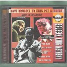 brubeck king metheny - moove to the groove CD 1999 jazz time portugal import 8 tracks used mint