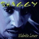 shaggy - midnite lover Cd 1997 virgin 13 tracks used mint