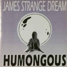 james strange dream - humongous CD 1990 eclecxia 10 tracks used mint