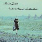 susan james - fantastic voyage: a double album HDCD 2-discs 1998 red letter dumplings used mint