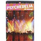 psychedelia the anthology - various artists DVD 2004 intense media 72 minutes used mint
