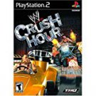 playstation 2 WWE crush hour THQ 2003 Teen used mint
