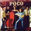 poco - very best of poco CD 1999 sony epic legacy 14 tracks used mint