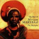 best of miriam makeba - the skylarks CD 1998 camden 18 tracks used mint