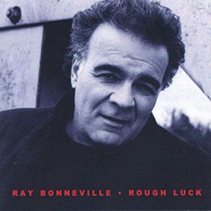 ray bonneville - rough luck CD 1999 stonefly 13 tracks used mint