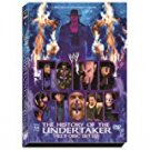 WWE tombstone: history of the undertaker DVD 3-discs 2005 used mint