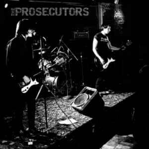 the prosecutors - the prosecutors CD 2012 splunge 16 tracks used mint