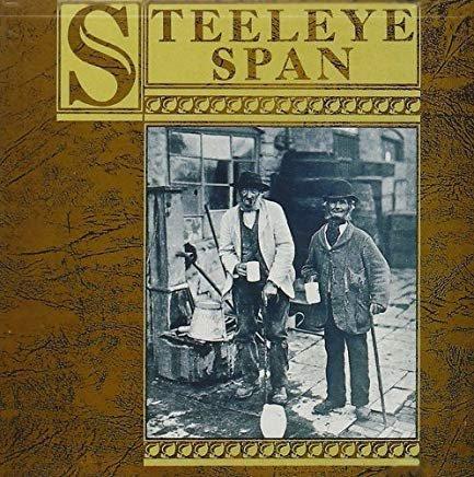 steeleye span - ten man mop or mr. reservoir butter rides again CD 1989 shanachie chrysalis used
