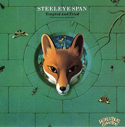steeleye span - tempted and tried CD 1989 shanachie 11 tracks used mint