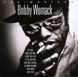 bobby womack - the masters CD 1997 eagle 20 tracks used mint