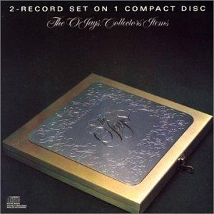 o'jays - collectors' items CD CBS philadelphia international 14 tracks used mint