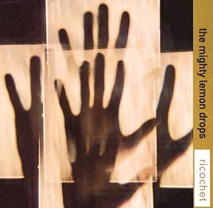 mighty lemon drops - ricochet CD 1992 sire reprise 11 tracks used mint