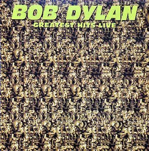 bob dylan - greatest hits live CD 1995 arriba! MCM germany 13 tracks used mint
