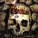 saxon - the early years CD 2-discs SPV 28 tracks used mint