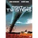 night of the twisters - john schneider + devon sawa DVD 2006 GT media 91 mins used mint
