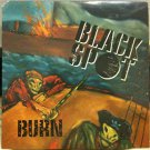 black spot - burn CD 1988 horse latitudes 11 tracks used mint