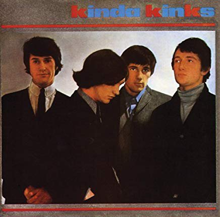 kinks - kinda kinks deluxe edition CD 2-discs 2011 sanctuary universal 35 tracks used mint