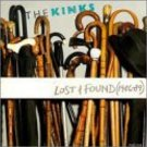 kinks - lost & found 1986 - 89 CD 1991 MCA 12 tracks used mint