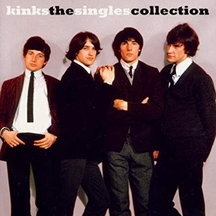 kinks - singles collection CD 1997 castle uk 25 tracks used mint