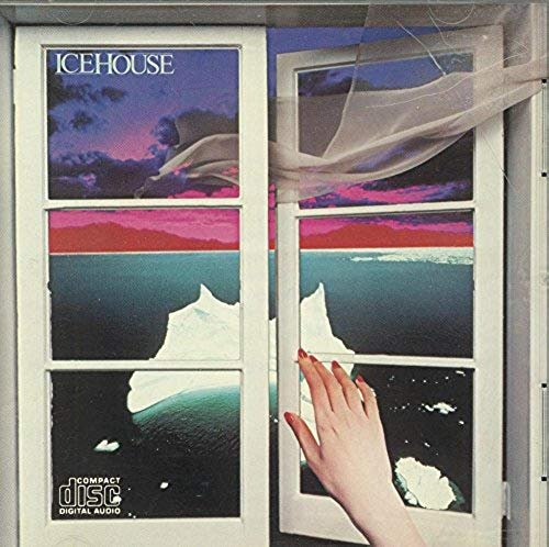 icehouse - icehouse CD 1981 chrysalis 10 tracks used mint