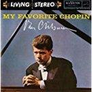 van cliburn - my favorite chopin CD 1997 RCA 8 tracks used mint