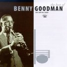best of benny goodman - capitol years CD 1997 capitol 18 tracks used mint