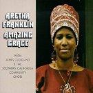 aretha franklin - amazing grace CD 2-discs atlantic BMG Direct 14 tracks used mint