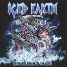iced earth - enter the realm of the gods CD 2-discs 2008 century media used mint