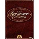 A&E literary classics the romance collection megaset DVD 14-discs 2002 used
