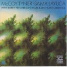 mccoy tyner - sama layuca CD 2002 ojc fantasy 5 tracks used mint