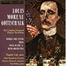 louis moreau gottschalk - complete vanguard classics recordings CD 2-discs 2006 artemis used mint