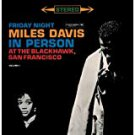 miles davis in person at the blackhawk san francisco complete vol 1 CD 2-discs 2003 sony used mint