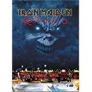 iron maiden - rock in rio DVD 2-discs 2002 sony used mint