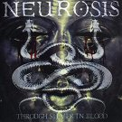 neurosis - through silver in blood CD 1996 relapse 9 tracks used mint