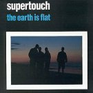supertouch - the earth is flat CD 1990 revelation 11 tracks used mint