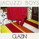 jacuzzi boys - glazin' CD 2011 hardly art 10 tracks used mint