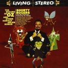 shorty rogers - wizard of oz and other harold arlen songs CD drg BMG 11 tracks