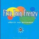 five iron frenzy - upbeats and beatdowns CD 1996 sarabellum 15 tracks used mint