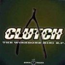 clutch - wishbone mini e.p. CD 1998 columbia freon justice 4 tracks used mint