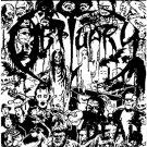 obituary - dead CD 1998 roadrunner all blacks 16 tracks used mint
