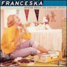franceska - modern music for dancing lovers CD 1997 simmerdown 12 tracks used mint