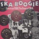 ska boogie - jamaican R&B the dawn of ska CD 1993 sequel 20 tracks used mint