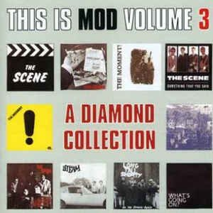 this is mod volume 3 a diamond collection - various artists CD 1996 anagram 22 tracks used mint