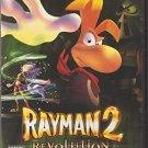 playstation 2 - rayman 2 revolution Ubi Soft E used mint