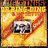 dr. ring-ding & h.p. setter - big t'ings CD 14 tracks used mint TBS CD 12