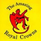 amazing royal crowns - amazing royal crowns CD 1997 monolyth soundproof 14 tracks used mint