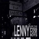 lenny and the piss poor boys - lenny and the piss poor boys CD lude boy records 11 tracks used mint