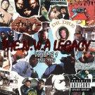 n.w.a. legacy volume 1 1988 - 1998 CD 2-discs 1999 priority 26 tracks used mint